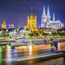 Bürovermietungs- und Gewerbeinvestmentmarkt in Köln Q4 2017