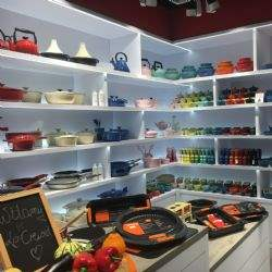 Exclusive kitchen accesories in Złote tarasy shopping centre