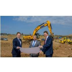 Pre-let sees spade in the ground at Cairnrobin Industrial Park, Aberdeen