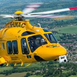 World renowned raconteur to help raise funds for air ambulance charity
