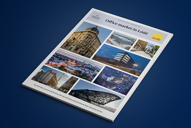 Savills: Łódź sees a crop of new office buildings