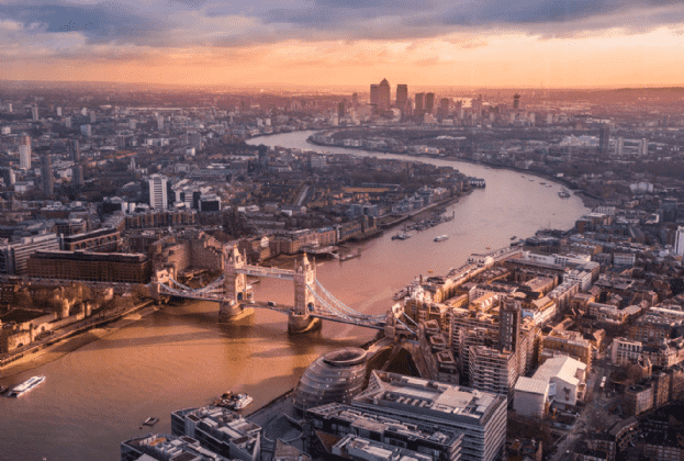 London on the menu for international food and beverage operators