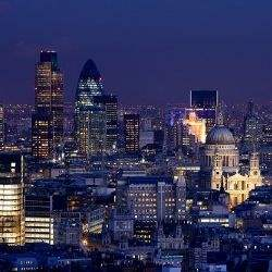 Central London office take-up continues apace as serviced office providers snap up space
