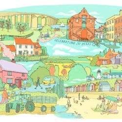 Savills celebrates 30 years in Suffolk