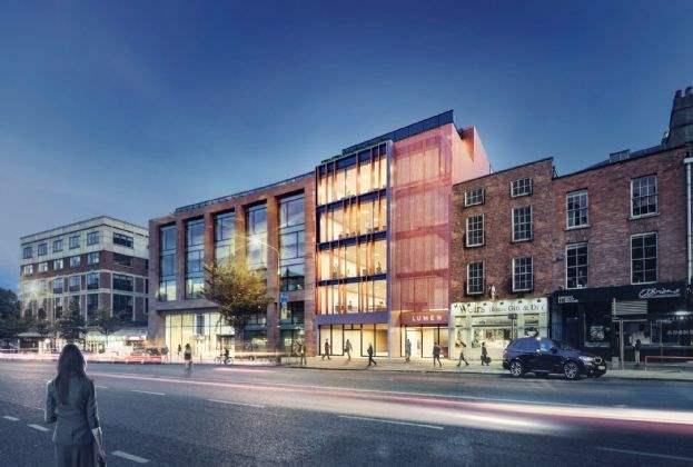 Tenant sought for €18m 'Lumen' building on Dublin's Baggot Street
