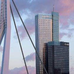 NorthStar Realty Europe signs a 10 year lease extension with AKD in Maastoren Rotterdam, the Netherlands
