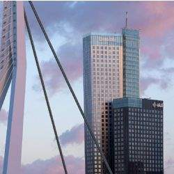 NorthStar Realty Europe extends lease agreement with Deloitte in Maastoren Rotterdam, the Netherlands
