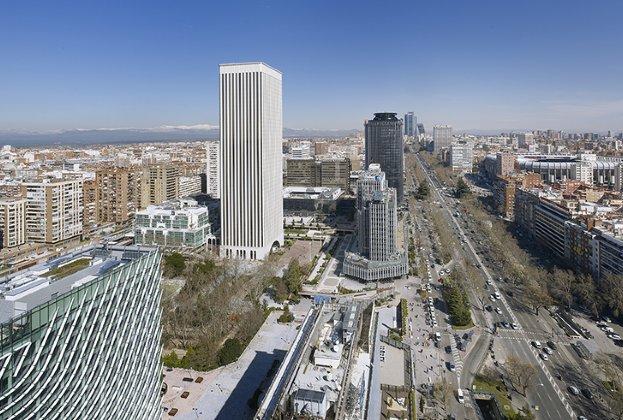 El mercado de oficinas alcanza los 1.625 millones de euros de inversión en el primer semestre de 2019