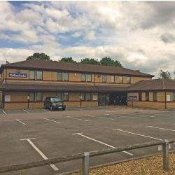 Offices at Maskew Avenue come to the market in Peterborough
