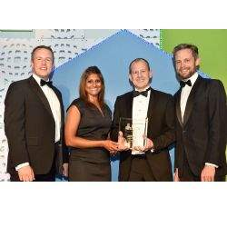 Savills development team scoops Residential Property Consultancy of the Year at Midlands Residential Property Awards