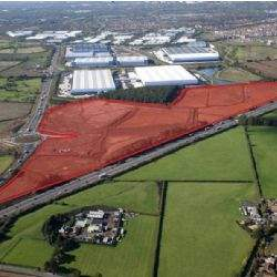 IDI Gazeley acquires 1.3m sq ft warehouse and logistics site for Phase 2 of Magna Park, Milton Keynes