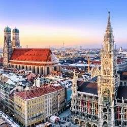 München: Umsatz bei Büroflächen und Transaktionen expandieren in die Peripherie