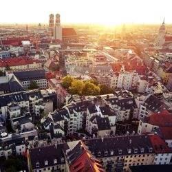 Bürovermietungs- und Gewerbeinvestmentmarkt München H1-2017