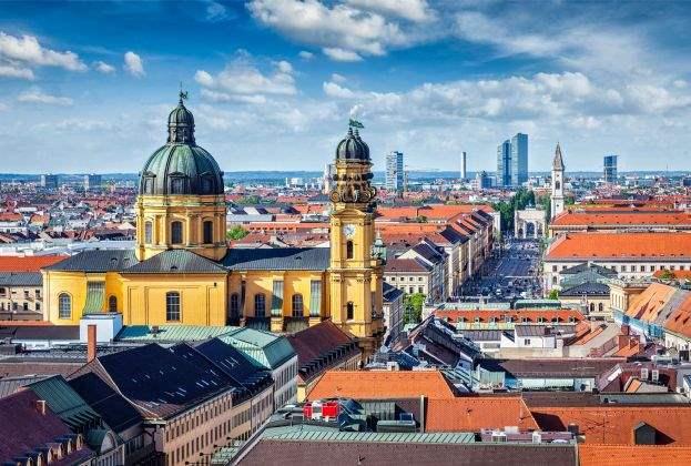Bürovermietungs- und Gewerbeinvestmentmarkt in München Q1 2019
