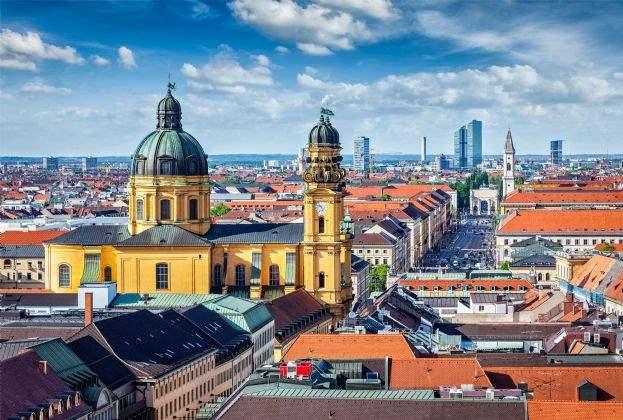 Bürovermietungs- und Gewerbeinvestmentmarkt in München Q4 2018