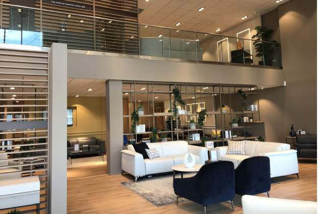 Natuzzi joins the line up at White City Retail Park, Manchester