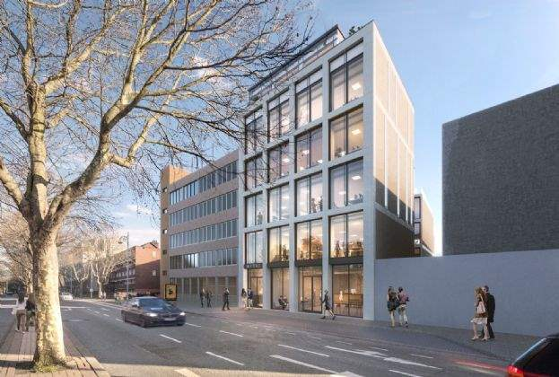 Tenants sought for new office block adjacent to Dublin's St. Stephen's Green