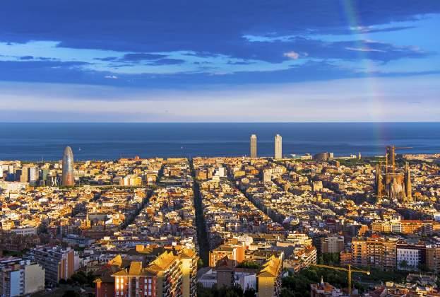 El mercado de oficinas de Barcelona crece un 6,4% hasta septiembre y anticipa un cierre histórico