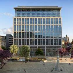 Deka buys One St Peter's Square in Manchester
