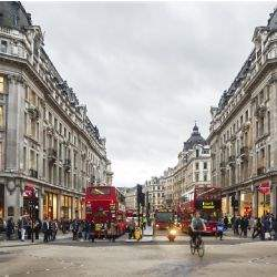 London beats Paris to claim Europe's top retail destination