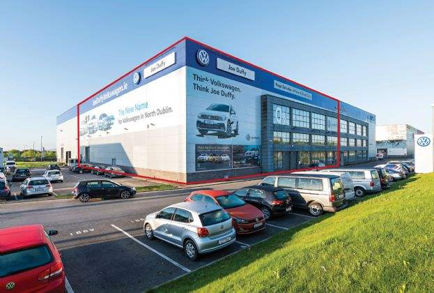 High Profile, Semi-Detached Car Showroom Facility of Approx. 3,510 sq m To Let
