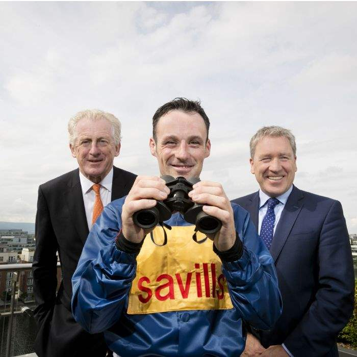 Savills Announced as new Sponsor of  Renowned Leopardstown Race