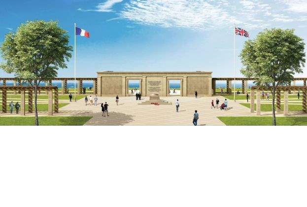 Savills wins RICS award for work on British Normandy Memorial