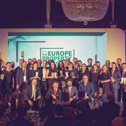"Savills uhonorowany nagrodą ""European Broker of the Year"""