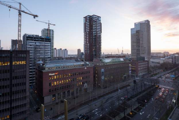 Real I.S. BGV V fund sells Ploum Blaak House in Rotterdam