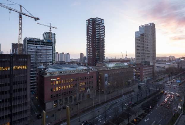 Real I.S. BGV V Fonds verkoopt Ploum Blaak House in Rotterdam