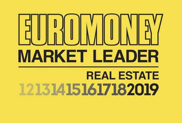 Savills Aguirre Newman, elegida por Euromoney como la mejor consultora inmobiliaria de España en 2019