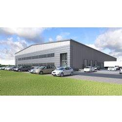 Trebor & Seddon Developments to speculatively develop two industrial units in Staffordshire