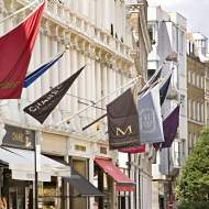Fashion proves key for London's Dover and Albermarle Streets with 300% increase since 2007