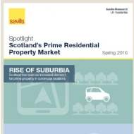 New research shows Scotland is falling back in love with the suburbs, while the prime market is boosted by the return of home-grown wealth
