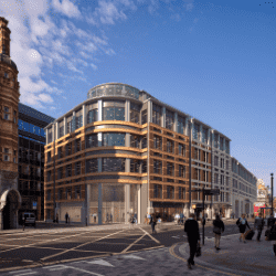 Legal & General launches Procession House to market, London EC4