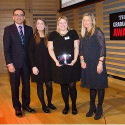 Savills Secures Times Graduate Employer of Choice Title for 11th Year