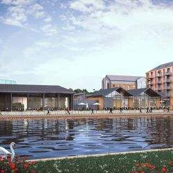 Funding secured for £11 million redevelopment of Bakers Quay, Gloucester Docks