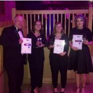 Retail management team comes top at BCSC marketing awards, London