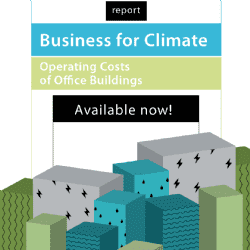 New report: Business for Climate. Operating Costs of Office Buildings