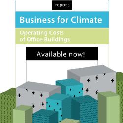 Publikacja raportu: Biznes dla klimatu. Koszty operacyjne budynków biurowych
