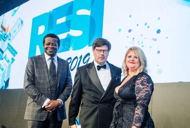Double success for Savills at 2019 RESI Awards