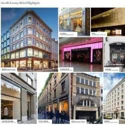 Savills Global Luxury Retail Report: Die Größe spielt doch eine Rolle