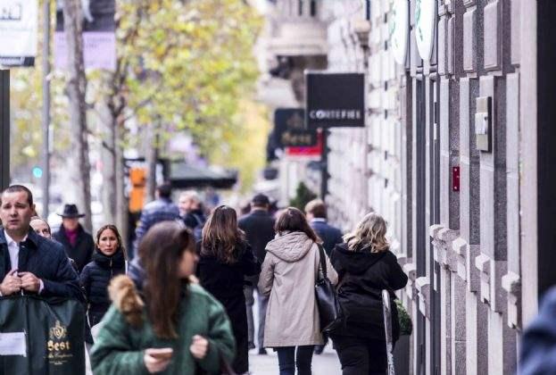 Londres lidera el retail de lujo con la apertura del 9,6 % de las tiendas en el mundo