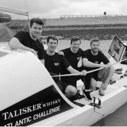 Harry Wentworth-Stanley's 3,000 mile Atlantic challenge