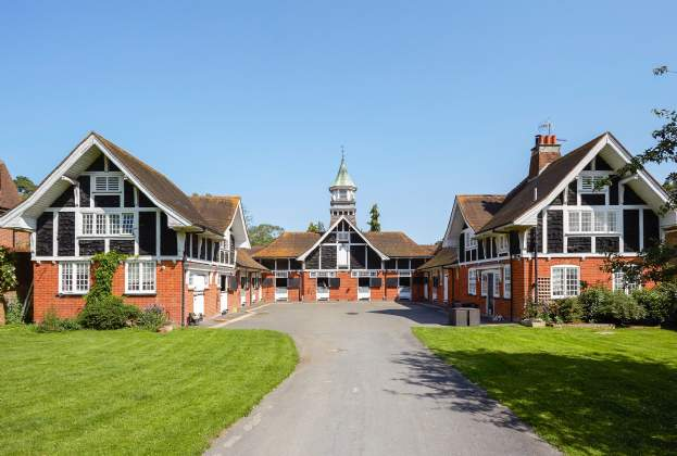 Historic racing yard in Epsom comes to the market