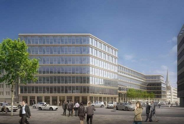 Savills vermittelt Bürofläche im MOMENTUM Düsseldorf