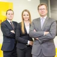 Trzy nowe osoby w Dziale Doradztwa Inwestycyjnego
