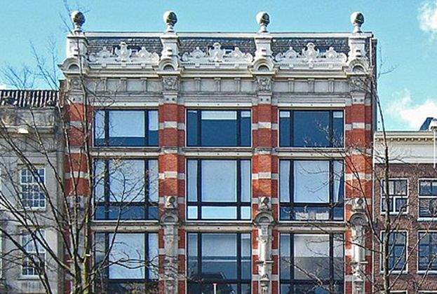 Snapchat signs new long-term lease agreement at the Keizersgracht 440 in Amsterdam, the Netherlands