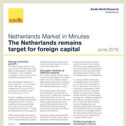 #PROVADA: Nederland blijft aantrekkelijk voor buitenlands kapitaal