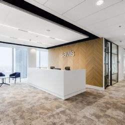 Zajrzyj do nowego biura Savills i zobacz jak pracuje się na 30. piętrze Q22